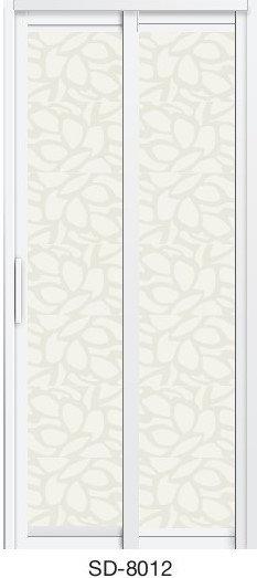 Slide & Swing Door SD-8012