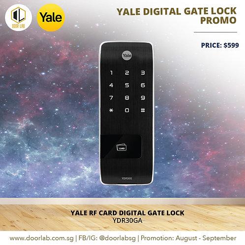Yale Digital Gate Lock YDR30GA