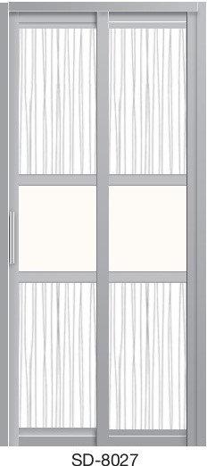 Slide & Swing Door SD-8027