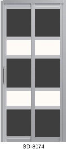Slide & Swing Door SD-8074