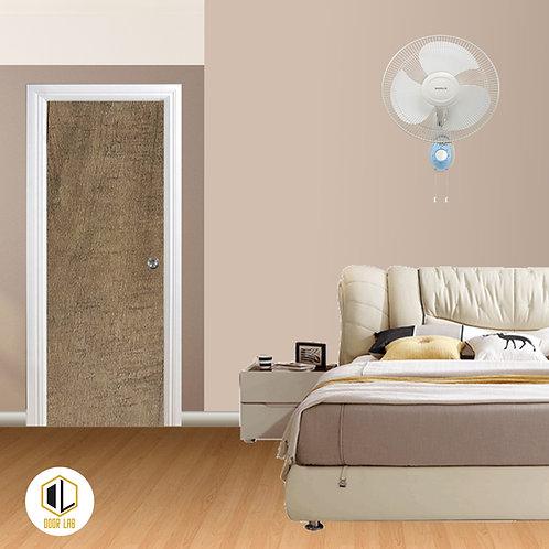 Solid Laminate Bedroom Door - Lino