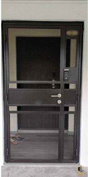 Mild Steel Main Gate DL-MG-B23