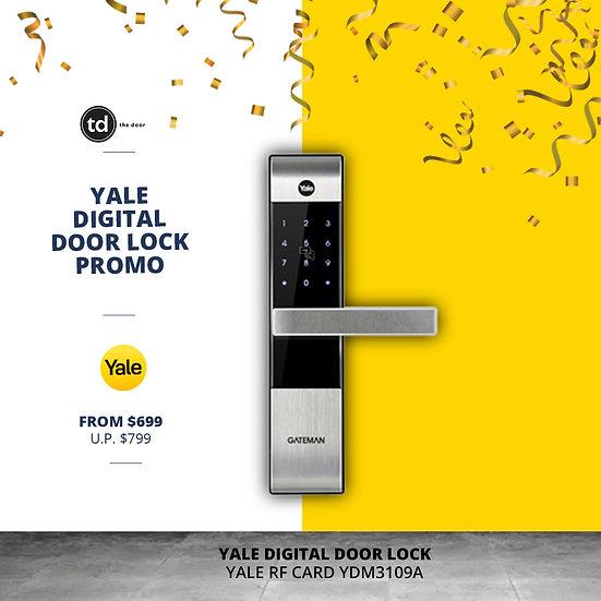 Yale RF Card YDM3109A Digital Door Lock