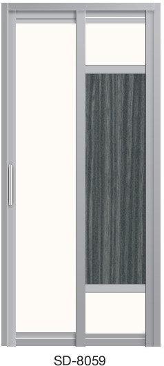 Slide & Swing Door SD-8059