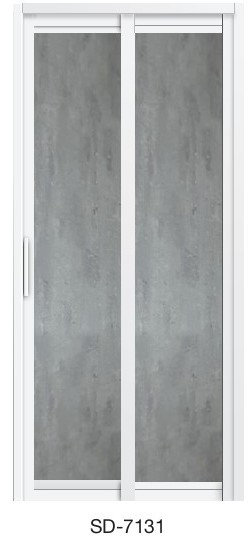 Slide & Swing Door SD-7131