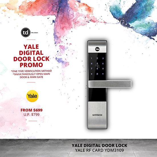 Yale RF Card YDM3109 Digital Door Lock