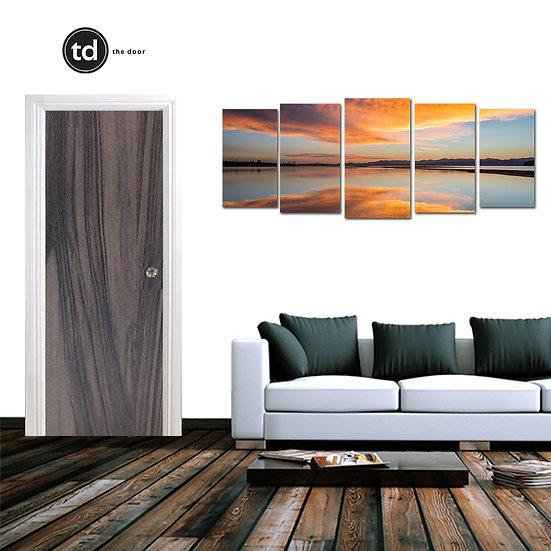 Laminate Solid Bedroom Door- TD13 Veechio