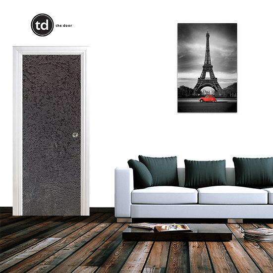 Laminate Solid Bedroom Door- TDi2 Fossil