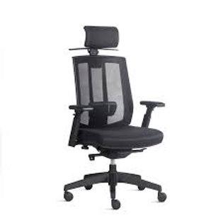 Cadeira de Escritório Giratória Presidente Song
