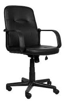 Cadeira Escritório Presidente Giratória com braço