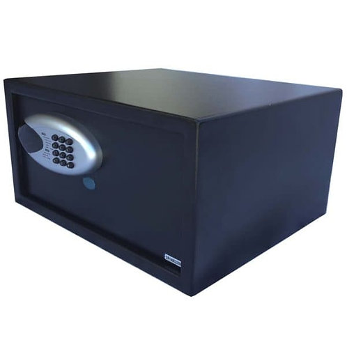Cofre Eletrônico Digital de aço Cabe Notebook