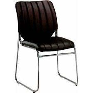 Cadeira fixa Diretor tela mesh com braço