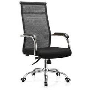 Cadeira Presidente giratória Tela Mesh