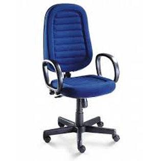 Cadeira Presidente Giratória com braços sebald