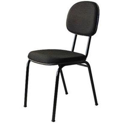Cadeira Fixa Secretaria 4 Pés Pelezinho Visitante