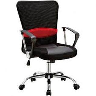 Cadeira giratória Presidente PEL-502 com Regulagem de Altura a Gás
