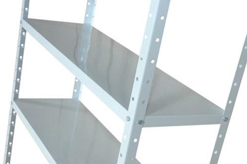 Coluna avulsa para estante Aço modular