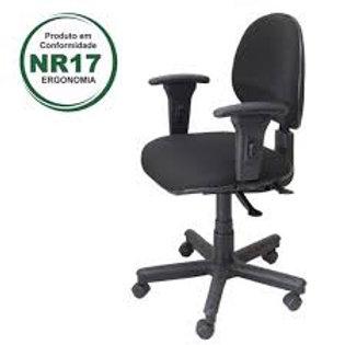Cadeira Escritório Executiva Ergonômica NR-17 operacional
