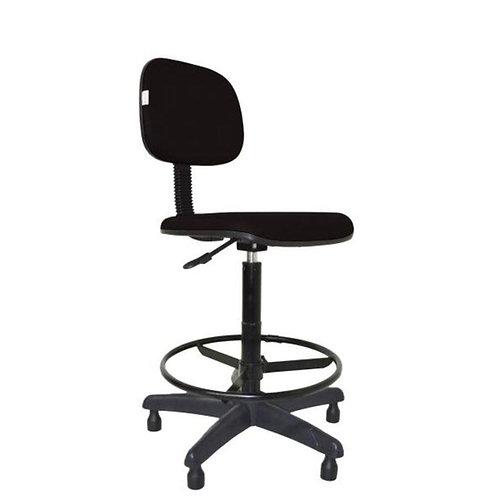 Cadeira caixa giratória secretaria regulagens