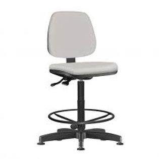 Cadeira caixa ergonômica lombar Giratória Job