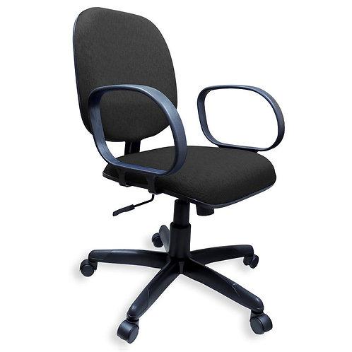 Cadeira giratória Diretor braços e relax