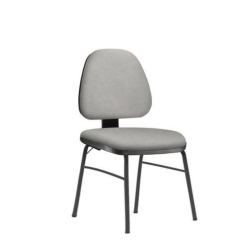Cadeira fixa pé palito executiva Sky