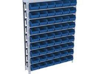 Exspositor de aço caixa box 60 gavetas n3