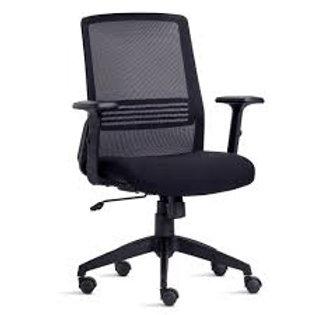 Cadeira giratória Presidente Tela joy