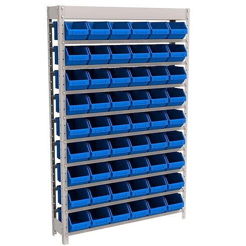Expositor de aço ferramentas 54 caixa box n5