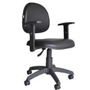 Cadeira Executiva Giratória com Braço digitador operacional