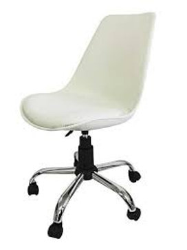 Cadeira Charles eames giratória