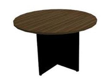 Mesa de reuniões redonda 120x120 M25