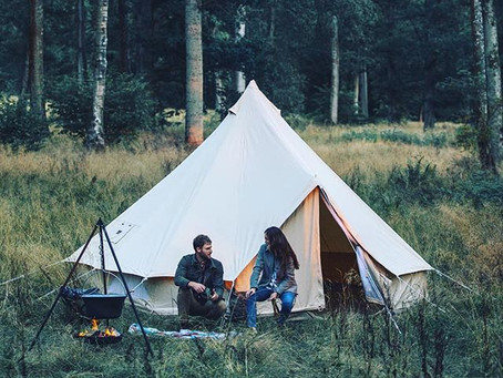 How to choose the ultimate bell tent for you?