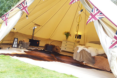 6m Pro ZIG Bell Tent
