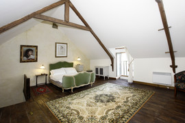 Master Bedroom in Le Puits