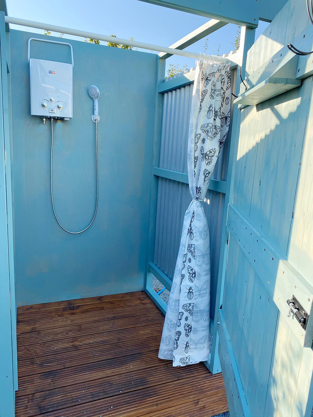 Buy Glamping Showers