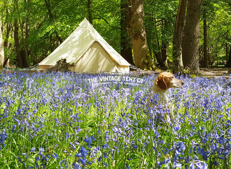 What Makes The Vintage Tent Company Tents Different.