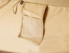 Pockets for stuff