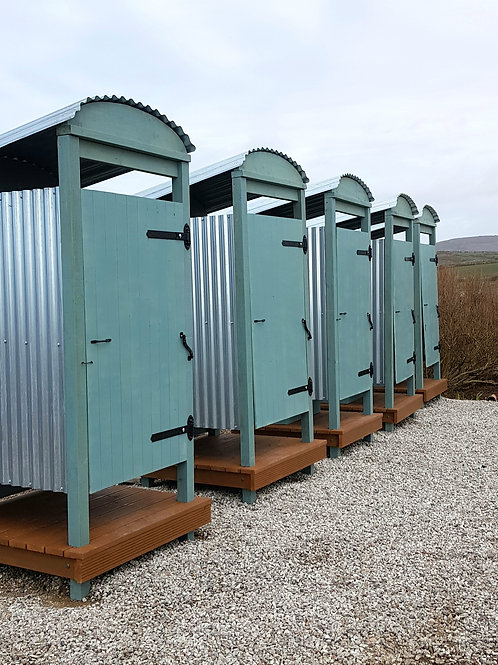 Standard LPG Shower Unit