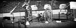 Tubaene slapper av