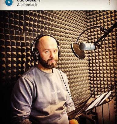 audioteka.lt #instudio #audioteka #audio