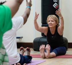 Susie Blackie Teaching