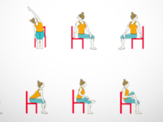 Summer 2018: 12 weeks of Chair Yoga for people with dementia