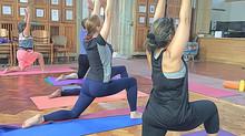 Summer 2018: 12 weeks of FREE Yoga