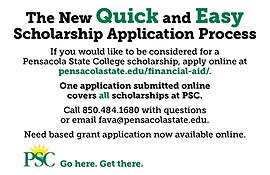 PSC Scholarship Process