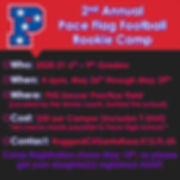 2019-20 PHS Flag Football 2nd Annual Roo