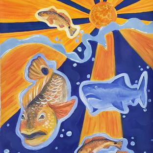 Grace Henneberry-Gulf Fish