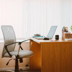 Ergonomic Home Office Remote Work Antimicrobial Desk And Chair Products Launched