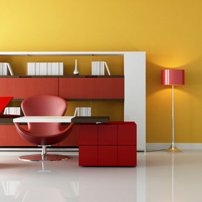 3 Easy Steps to Turn Your Office into an Office Home!
