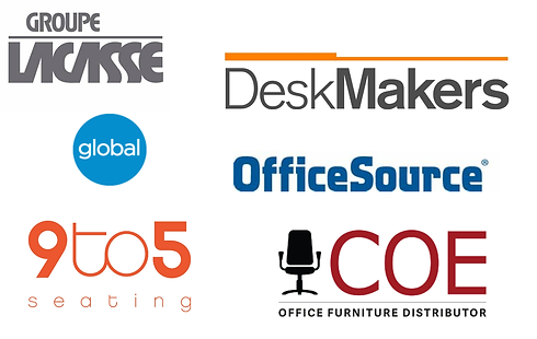 DeskMaker Office Source COE 9to5 Global Lacasse